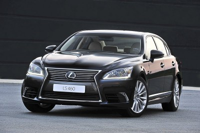 Introducing the 2013 LS460
