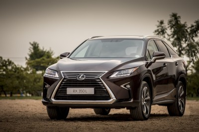 THIRD ROW for ALL-NEW LEXUS RX 350L